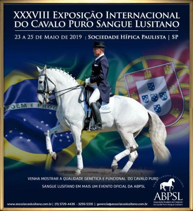 XXXVIII Exposição Internacional do Cavalo Puro Sangue Lusitano