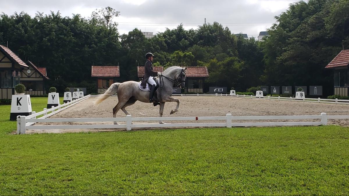 Após vencer CDI 2*, João Victor Oliva diz que Biso era o cavalo que precisava